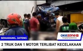 Kecelakaan Maut di Semarang, 3 Orang Meninggal Dunia