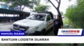 Tak Hanya Jarah Bantuan Gempa Sulbar, Pelaku Juga Pukuli Relawan