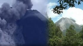 Gunung Merapi Muntahkan 3 Kali Awan Panas dan 47 Kali Guguran Lava