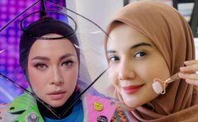 Acara 7 Bulanan Zaskia Sungkar, Melly Goeslaw Buatkan Lagu Khusus