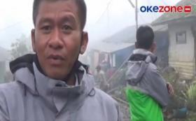 Pengungsi Banjir Bandang Gunung Mas Berangsur Pulang ke Rumah