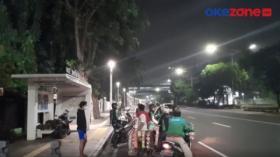 Viral Video Pasangan Sejoli Mesum di Halte Bus Senen