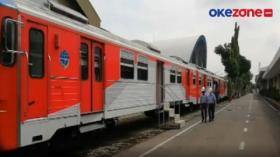 Gerbong Kereta Api Disiapkan untuk Isolasi Pasien Covid-19