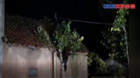 Angin Puting Beliung Terjang Tasikmalaya, Puluhan Rumah Rusak