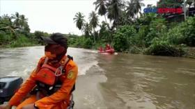 Basarnas Manado Kerahkan Perahu Karet Cari Bocah Hilang Terbawa Arus
