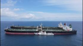 Diduga Transfer BBM Ilegal, Dua Kapal Asing Diamankan Bakamla RI