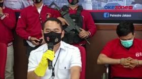 Polres Jakpus Tangkap Satu DPO Penjambret Marinir Bersepeda