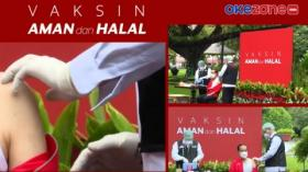 Presiden Jokowi Disuntik Vaksin Covid-19 Tahap Kedua
