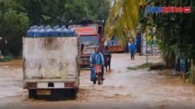Jalan Utama Pati-Jepara Terputus Akibat Terendam Banjir