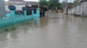 Tujuh Kecamatan di Kabupaten Bekasi Masih Terendam