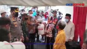 Tiga Pilar Jakpus Resmikan Posko Pengawasan PPKM Dekat Markas FPI