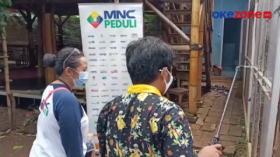 MNC Peduli Bantu Warga Pemulung Bantar Gebang
