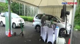 Vaksinasi 'Drive Thru' di Bali