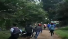 Polisi Tangkap 5 Pelaku Bentrokan Geng Motor di Bandung