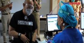 Tak Bawa Surat Rekomendasi Dokter, Indro Warkop Gagal Divaksin