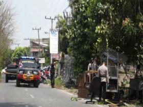 Ledakan Diduga Bom Gegerkan Warga Banda Aceh
