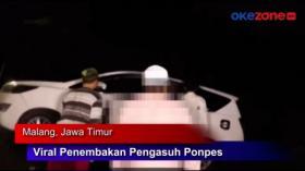 Viral Penembakan Pengasuh Pondok Pesantren di Malang, Jawa Timur