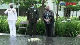 Kedubes AS Mengadakan Peringatan Pertempuran Selat Sunda