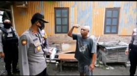 Polisi Tangkap Penjual Miras di Surakarta