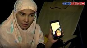 Sibuk Syuting, Nova Eliza Selalu Video Call dengan Anak-anaknya