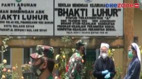170 Penghuni Panti Asuhan di Malang Positif Covid-19