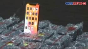 Penyelundupan Ponsel Ilegal di Bandara Juanda Surabaya Digagalkan
