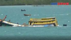 Pemancingan Ilegal, 10 Kapal Nelayan Asing Ditenggelamkan