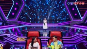 Penampilan Menakjubkan Edelways Lay di The Voice Kids Indonesia Season 4