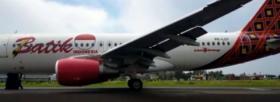 Diduga Akibat Pecah Ban Batik Air Dari Jambi Tujuan Jakarta Mendarat Darurat