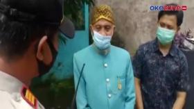 Pesta Pernikahan di Duren Sawit Dibubarkan Petugas