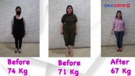 Diet Ekstrem Ala Tya Ariestya Memicu Pro dan Kontra