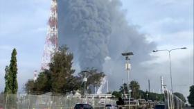 Korban Luka Bakar Kebakaran Kilang Balongan Pertamina Meninggal Dunia