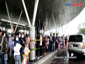 Gempa Bumi, Ratusan Pengunjung Mal di Mojokerto Panik dan Berlarian