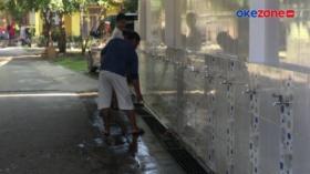 Tradisi Bersihkan Masjid Jelang Ramadhan