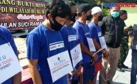 Polresta Bogor Amankan 2 Muncikari Prostitusi Online