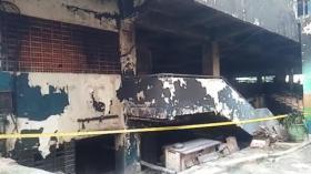 Kebakaran di Blok C Pasar Minggu, Diduga karena Korsleting Listrik