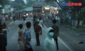 Puluhan Remaja Terlibat Tawuran Dipicu Petasan