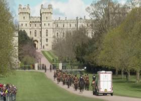 Jelang Pemakaman Pangeran Philip