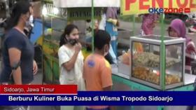 Berburu Kuliner Buka Puasa di Wisma Tropodo Sidoarjo