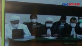 Sidang Kasus Kerumunan Rizieq Shihab Masih Berlanjut