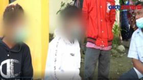 Tiga Anak di Bawah Umur Jadi Korban Penyiksaan