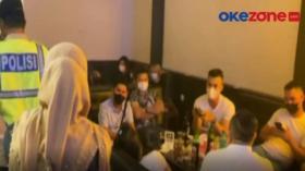 Kafe Diam-Diam Melanggar Jam Operasional PPKM Mikro