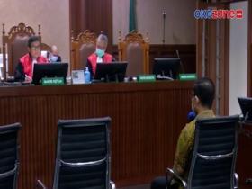 Kasus Dugaan Korupsi Bansos, Juliari Batubara Didakwa Terima Suap Rp32 Miliar