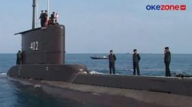 Ini Kronologis Hilangnya Kapal Selam KRI Nanggala-402