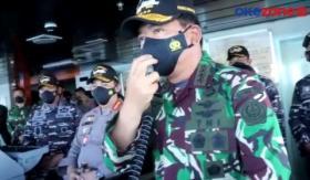 Panglima TNI Pimpin Operasi Pencarian KRI Nanggala-402