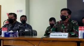 KSAL: Cadangan Oksigen KRI Nanggala-402 Masih Ada Hingga Sabtu