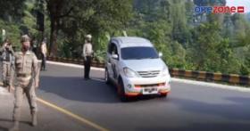 Hari Pertama Larangan Mudik, Ribuan Kendaraan Diminta Putar Balik