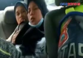 Menegangkan, Evakuasi Pemudik Hamil Hendak Melahirkan