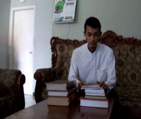 Remaja Ini Terpilih Jadi Imam Masjid di Uni Emirat Arab