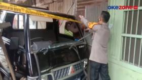 Mobil Pikap Tabrak Nenek Pejalan Kaki hingga Tewas